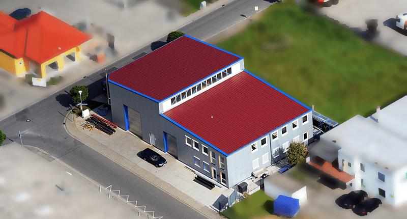 MIM GmbH - Luftaufnahme